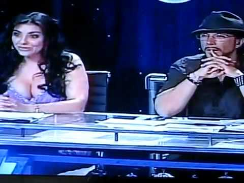 ABO SOLANO presentacion en DUETOS!!!Estrella tv