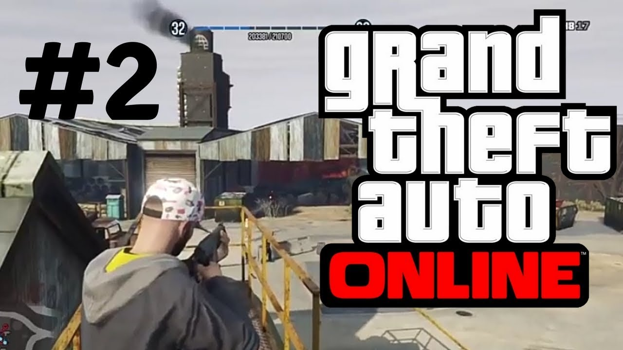 Download GTA V ONLINE - SURVIVAL TAZ... - #2 ( Bil-Malti)