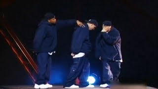 Eminem, Dr. Dre & Snoop Dogg - My Name Is, Guilty Conscience & Nuthin
