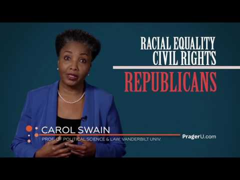 Civil Rights and Slavery - Republican and Democrat Parties - Prager University