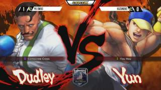 CEO 2015 - Ultra Street Fighter IV Top 8 Finals - HD 720p 60FPS
