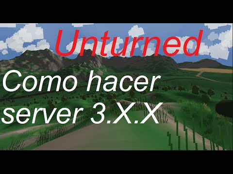 unturned how to change server to gold