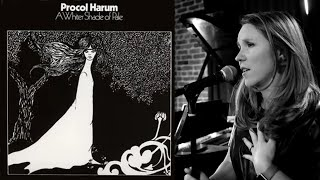 Whiter Shade of Pale (Procol Harum) - Sunday Live - Virginie Marine