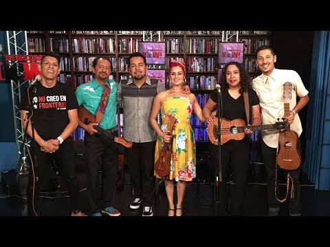 """""""If I Was President"""": Chicano Band Las Cafeteras on Pushing An Agenda of Migrant & Food Justice"""