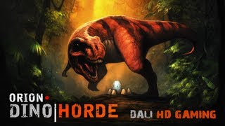 ORION Dino Horde PC Gameplay HD 1440p