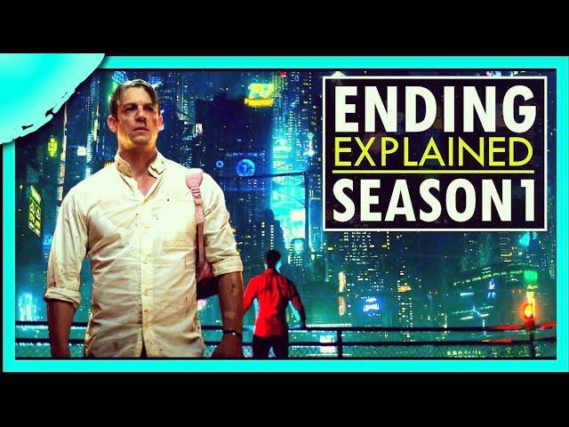 Altered Carbon Ending Explained Netflix Originals