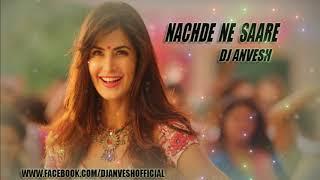Gambar cover Nachde Ne Saare (Baar Baar Dekho) remix DJ AnVesH 2019