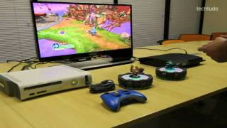 TechTudo - Tutorial de Skylanders Spyro`s Adventure