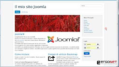 10 - Il menu Sistema - Configurazione globale - Scheda sito parte I