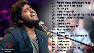 ARIJIT SINGH BEST HEART ❤️ TOUCHING SONGS , TOP 17 SAD ❤️ SONGS OF ARIJIT SINGH