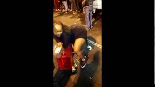 Mzansi Naked dance