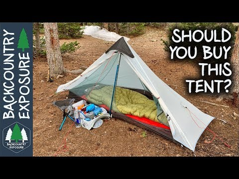Lanshan 1 Tent Review | Budget Good Or Budget Bad?