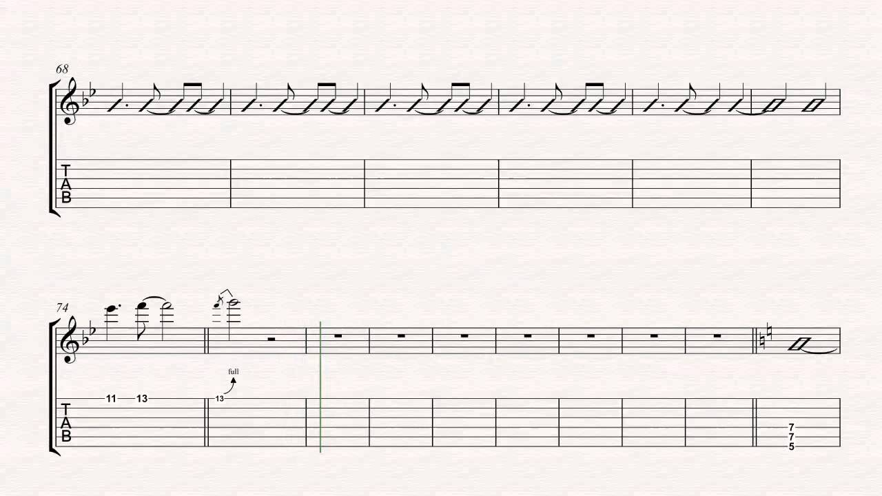 Guitar Pokemon Theme Song Sheet Music Chords Vocals Youtube