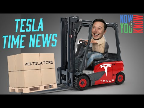 Tesla Time News - Elon Delivers The Ventilators
