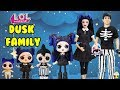 Gambar cover Dusk Family DIY Custom Fun Craft With Barbie and Ken Cupcake Kids Club