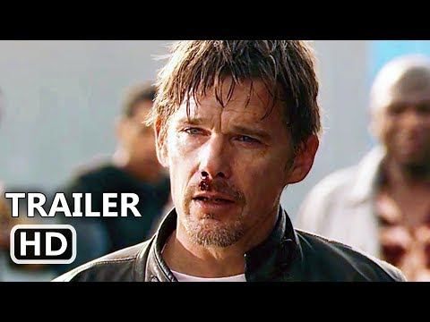 24 HOURS TO LIVE Official Trailer (2017) Ethan Hawke, Action Movie HD