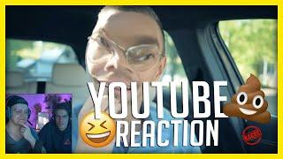 iBlali/VIK und Niek reagieren auf YouTube Kacke 😂
