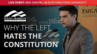 Ben Shapiro LIVE at Northwestern University