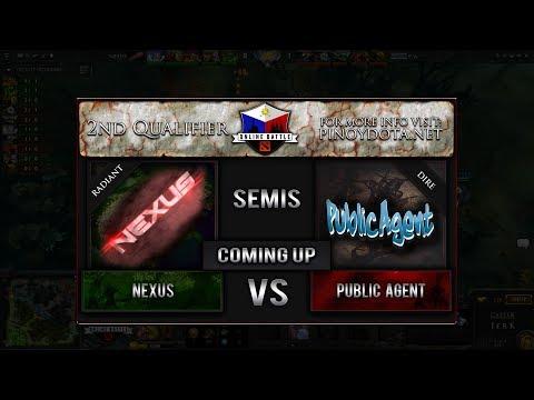 Nexus vs Public Agent - Online Battle 2nd Qualifier