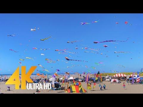 "4K Nature Documentary Film ""Beautiful Washington"" - Episode 7 (No Voice Over) - 1 HRS"