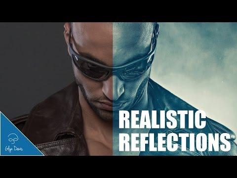 PHOTOSHOP TUTORIAL: Adding Realistic Reflections #40