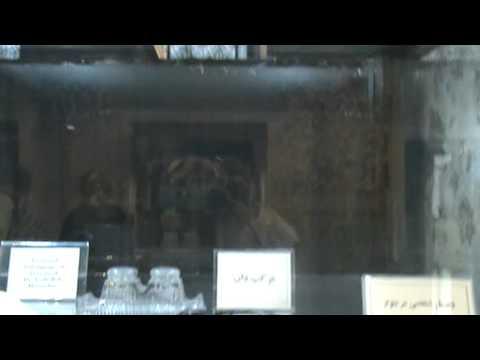 IRAN Isfahan Chehel Sotun  Inside