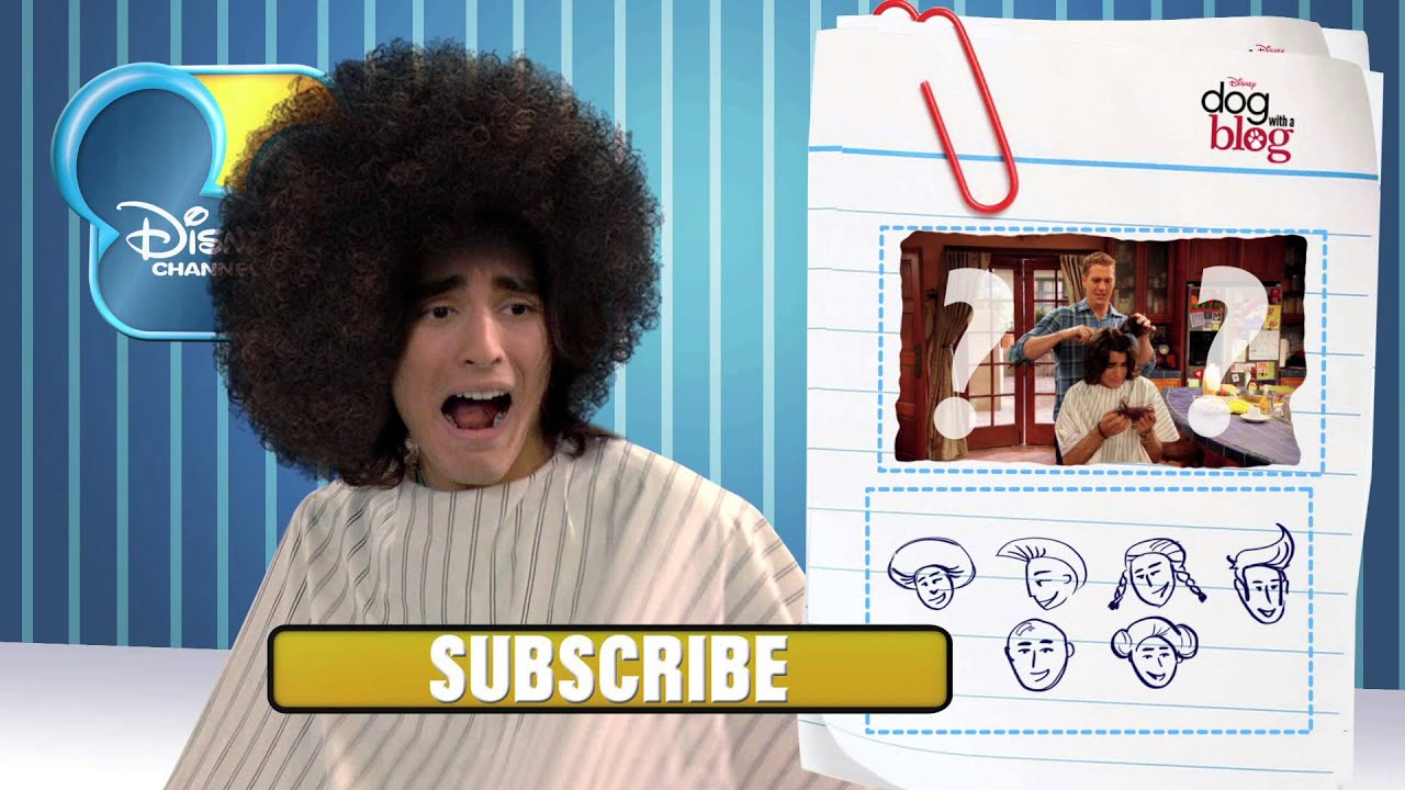 Hair Styles Games: Tyler's Haircut Game