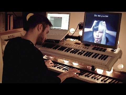 Sia - Unstoppable (HQ instrumental/piano cover by Jacu)