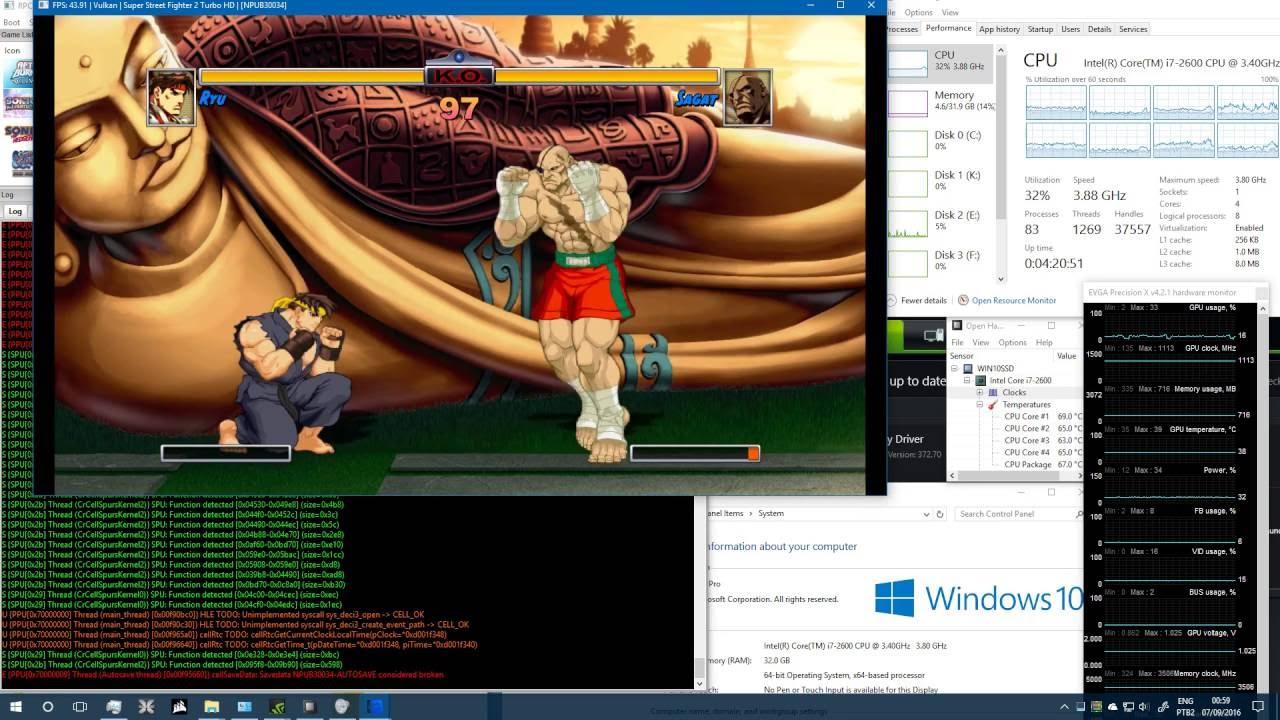 Super Street Fighter 2 Turbo HD [NPUB30034]
