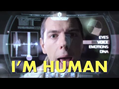 "Короткометражный фильм фантастика ""Я - человек!"" / Short Film sci-fi ""Enough. I'm Human!"""