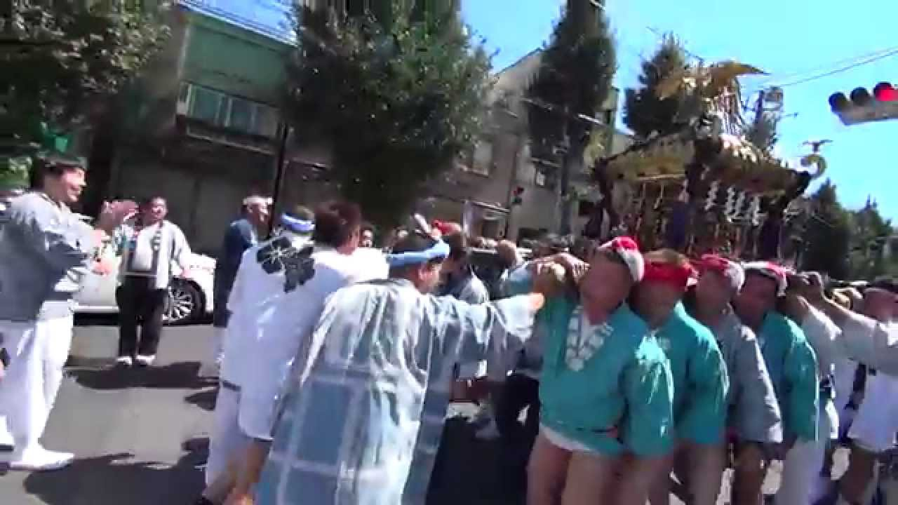 平成26年駒込天祖神社例大祭 - Y...