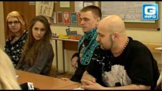 "Cериал ""Школа""-мнение школьников.www.globalitv.ru"