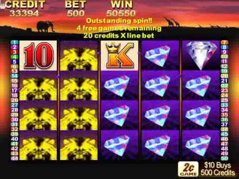 Free lion pokies rysk roulette strauss ex machina