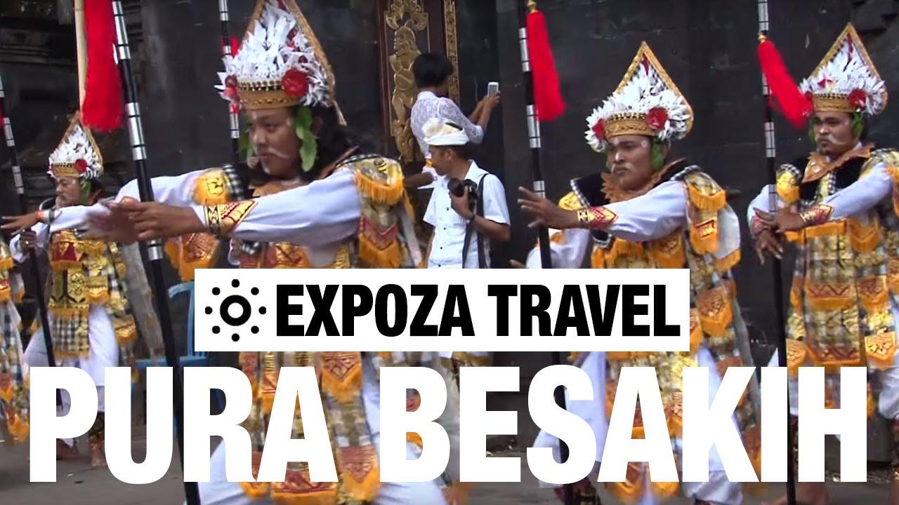 Pura Besakih (Bali) Vacation Travel Video Guide