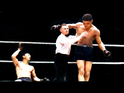 Joe Louis' Perfect Cross Explained  Technique Breakdown