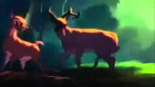 Bambi vs. Ronno~ Actual Fight Scene