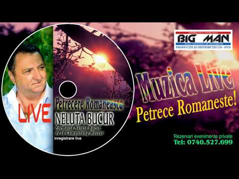 Muzica Live 2018 cu NELUTA BUCUR - Petrece Romaneste
