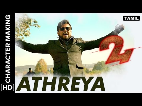 Athreya Character Making | 24 Tamil Movie | Suriya