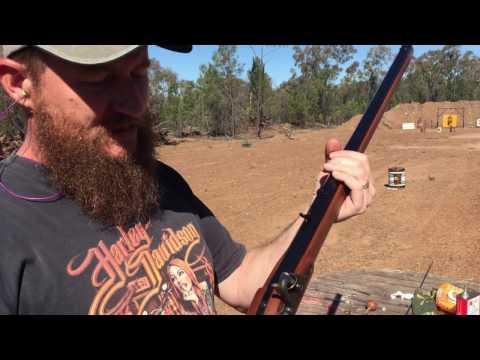 Pennsylvania Scout  32cal Percussion Muzzle Loading Rifle