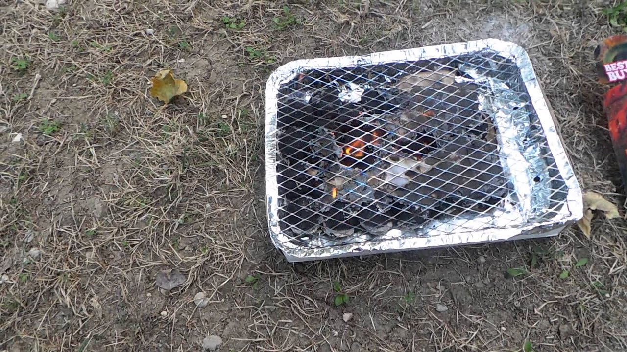 Istant barbecue marco p recensione youtube for Bbq affumicatore fai da te