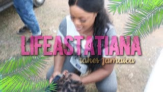 LifeAsTatiana Vlog #134 | The Kiddies Take Over The Vlog For The Day | JAMAICA VLOG