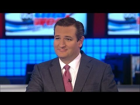 Ted Cruz Blames Senate Republicans For
