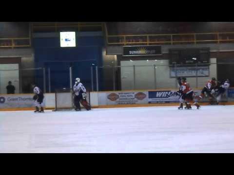 Kris Keating(Mir pha) wrecks a player Nov 7th 2012