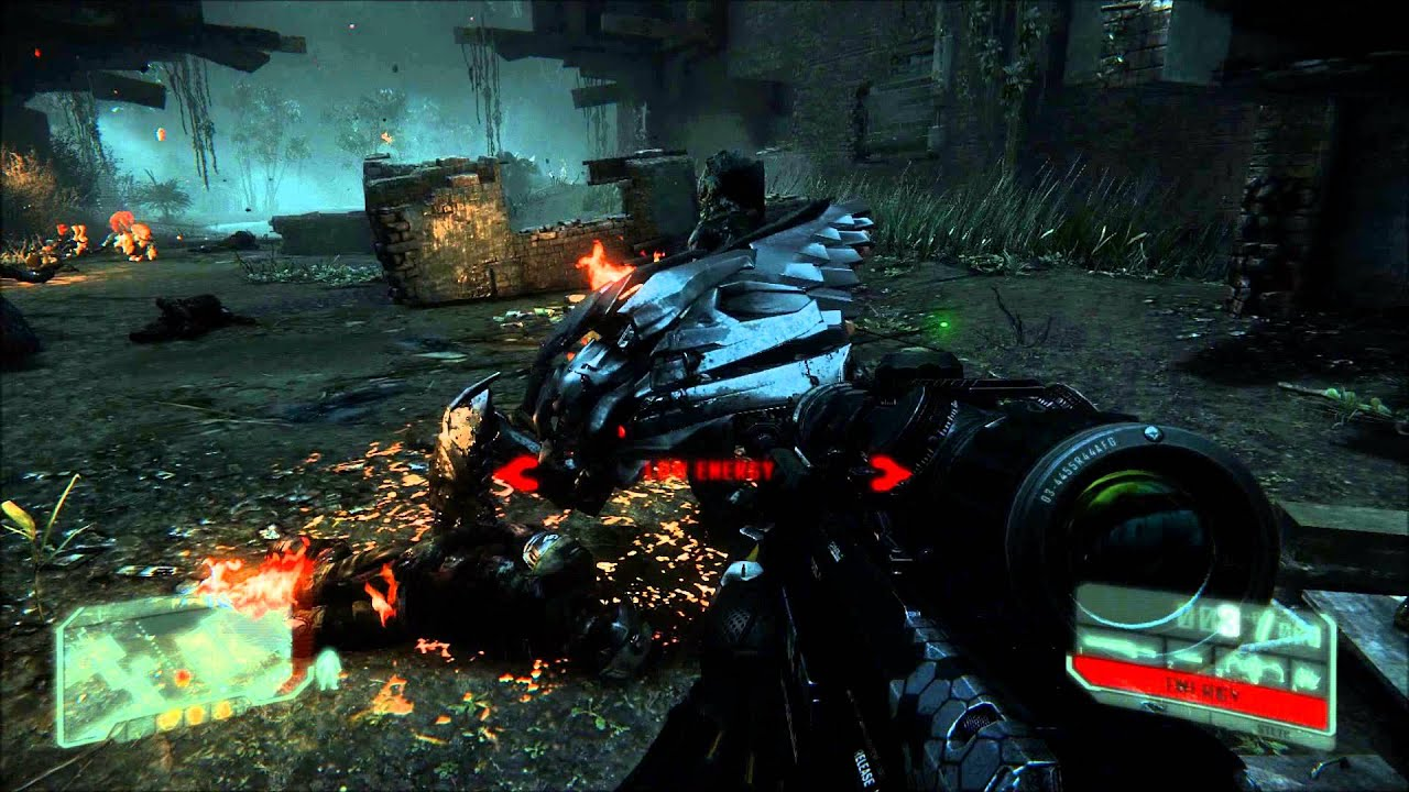 how to change crysis resolution