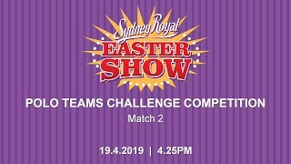 Polo Teams Challenge Competition - Match 2