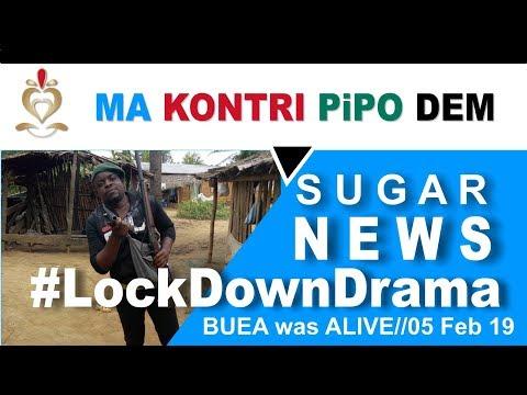 LockDownDrama – Buea is alive – Wuna Listen – People minding their business