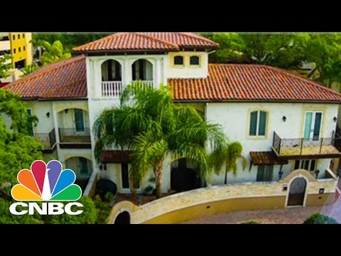 Tampa Real Estate   Power House   CNBC