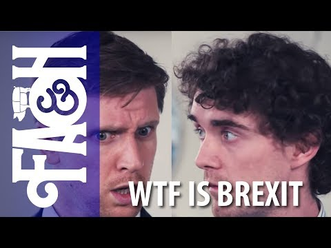 WTF is Brexit? - Foil Arms and Hog