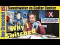 Why I Buy From Sweetwater Instead of Guitar Center