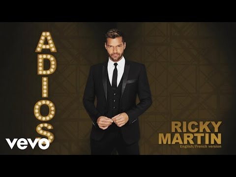 Ricky Martin - Adiós (English/French Version) (Cover Audio)